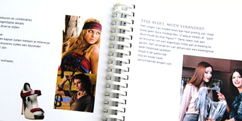 Adelheid Imago Kleur stijl stijlboek