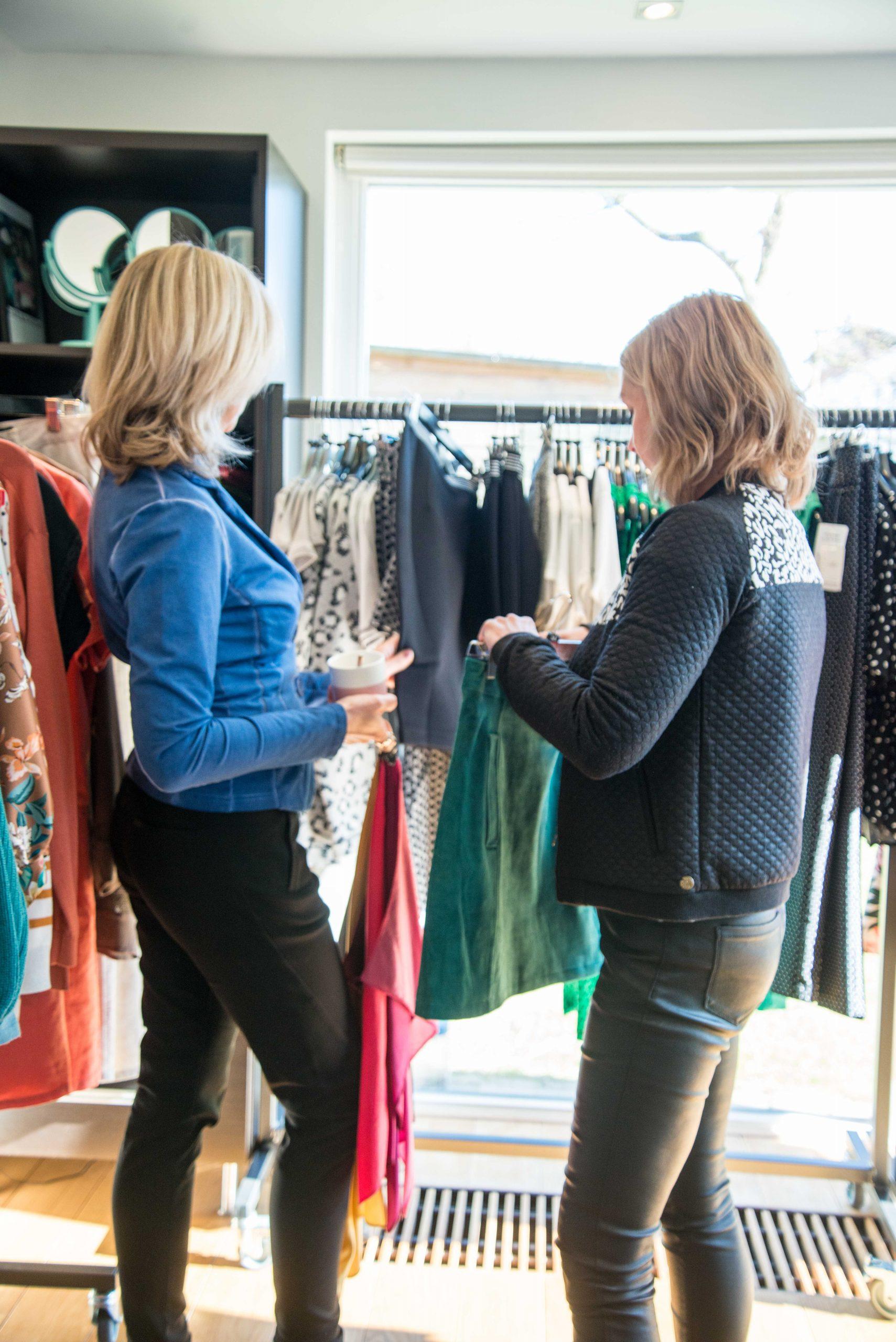 Adelheid Imago Kleur stijl shopevent