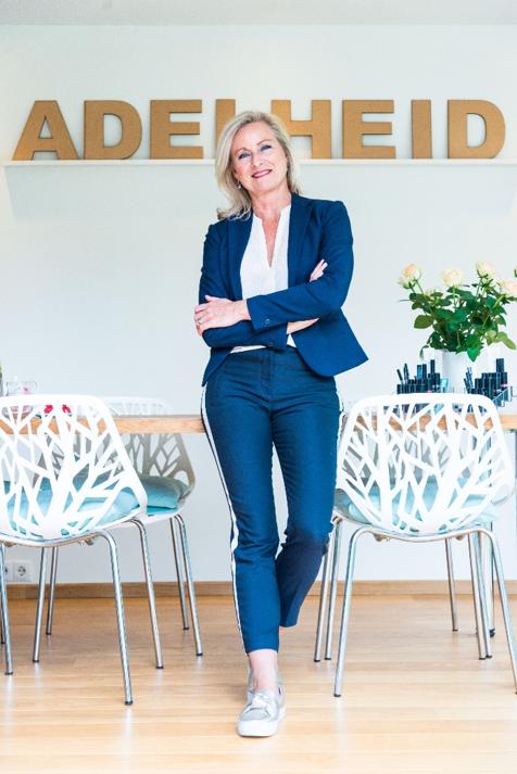 Adelheid Imago Kleur & Stijl Heidi kleuradvies make-up make up online bestellen
